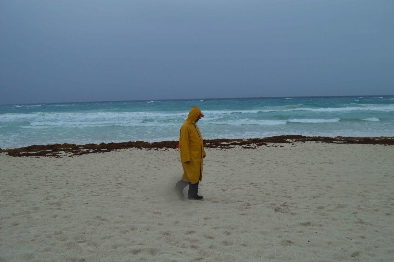 Ciclón tropical podría formarse frente a las costas de Quintana Roo