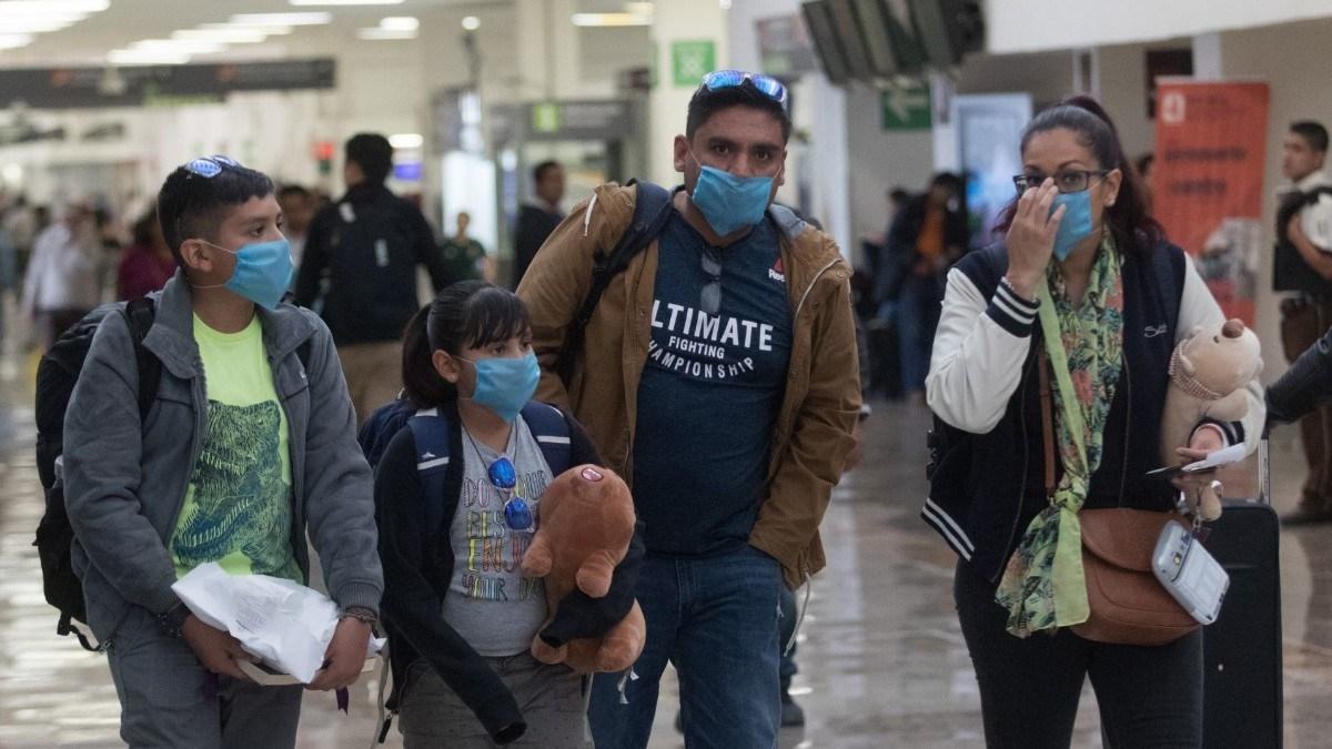 México reporta 7 mil 843 casos de COVID-19 en las últimas 24 horas