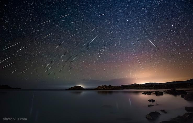 ¡A mirar el cielo! Lluvia de estrellas Delta Acuáridas cerrará julio
