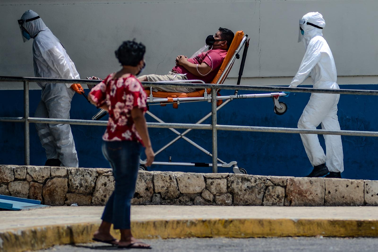 Vive Quintana Roo tercera ola de Covid 19