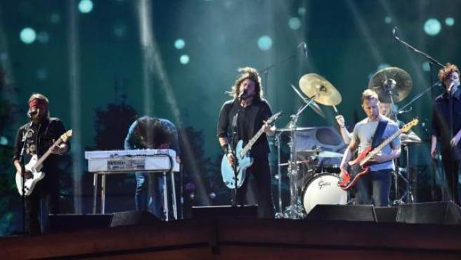 Foo Fighters lanza nuevo sencillo para celebrar el cumpleaños de Dave Grohl