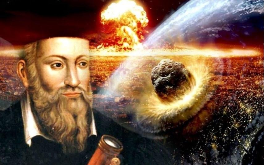 Nostradamus Vorhersage 2021