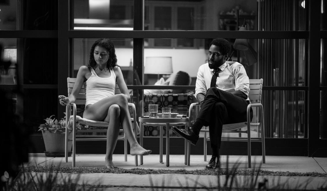 Zendaya y John David Washington protagonizan tráiler de Malcolm y Marie