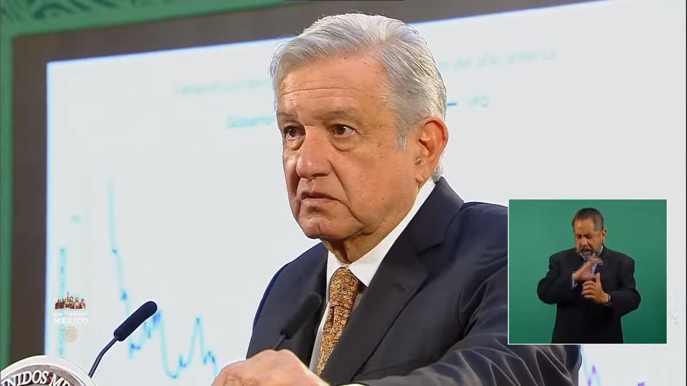 INE ordena a López Obrador a retirar conferencia matutina del viernes México