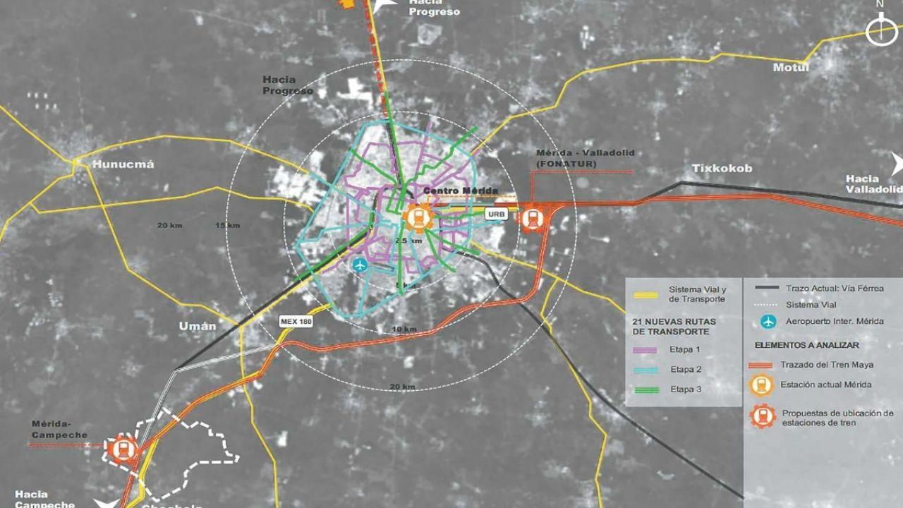 Especialistas consideran inviable la ruta del Tren Maya hacia Los Héroes en  Mérida | PorEsto
