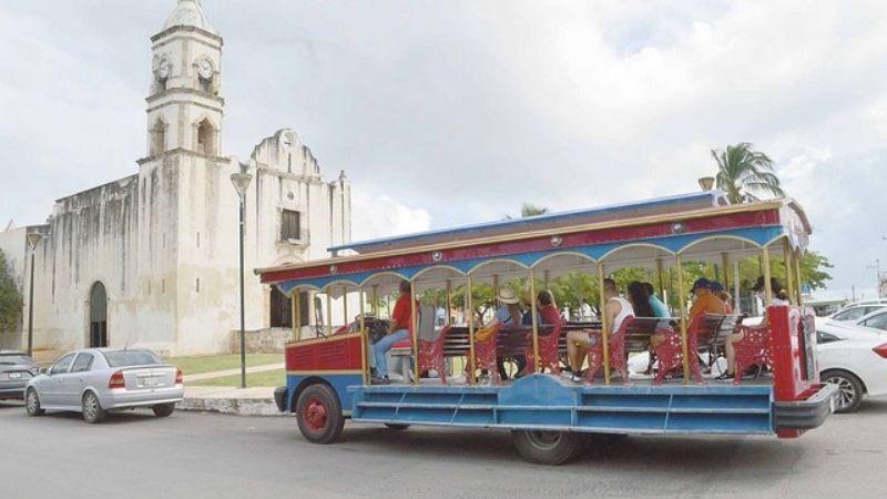 Miles de turistas llegaran a Campeche por vacaciones