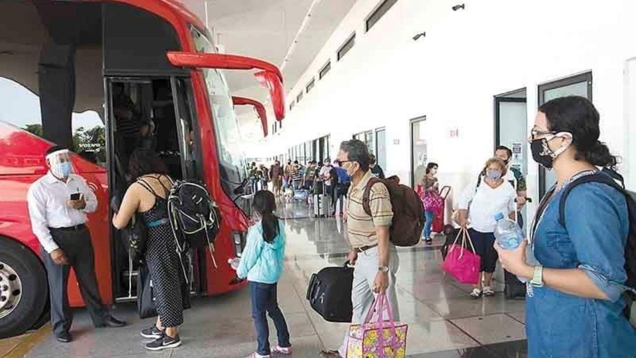 COVID-19 golpea operaciones de la terminal ADO en Mérida | PorEsto