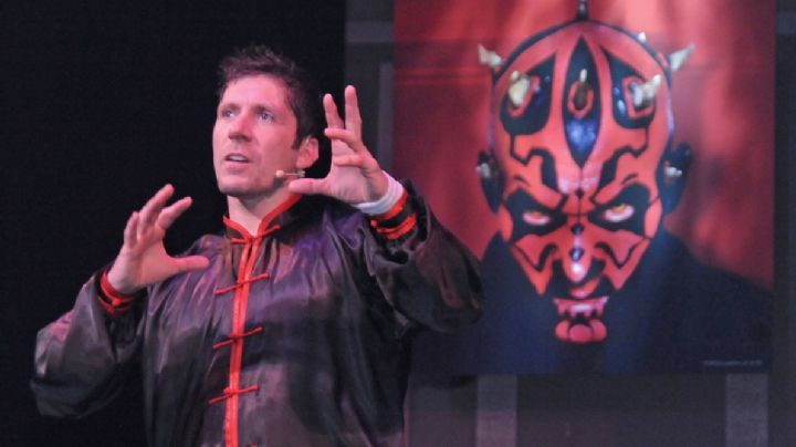 ¿Quién es Ray Park, el actor de Star Wars que difundió un video sexual?