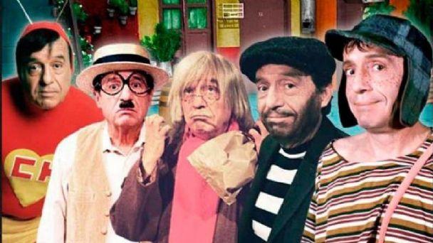 Adiós Chespirito! Sus programas de TV salen del aire en todo el ...