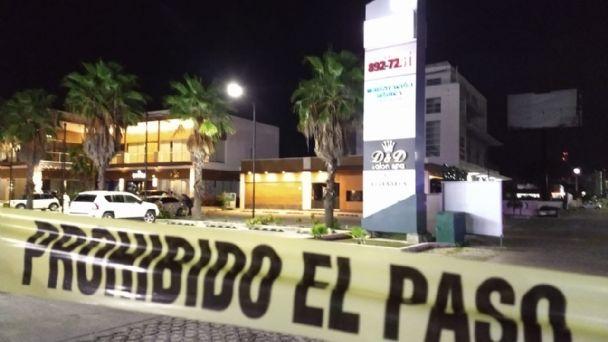 Ataque armado al bar 'Ginza' en Cancún, así fueron los hechos: VIDEO |  PorEsto