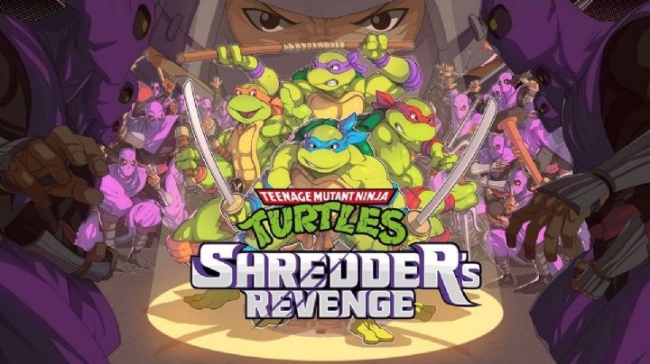 'Teenage Mutant Ninja Turtles: Shredder's Revenge' estará en Nintendo Switch