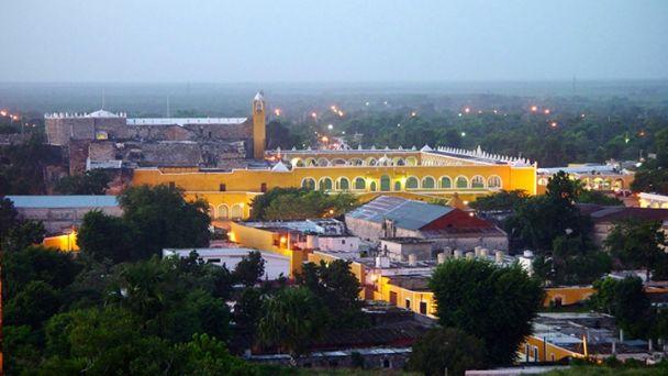 Qué significa Izamal, el Pueblo Mágico de Yucatán? | PorEsto