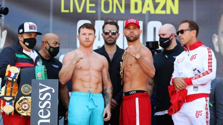 'Canelo' Álvarez vs Billy Joe Saunders: Sigue el minuto a minuto de la pelea