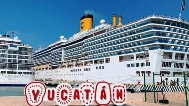 Mauricio Vila confirma llegada del crucero Carnival al puerto de Progreso |  PorEsto