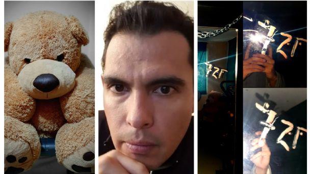 Abiud Hernández, el hombre asechado por un 'ente maligno' de Isla Mujeres |  PorEsto